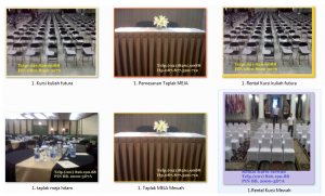 katalog sewa kursi