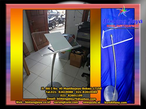 podium acrylic 11-3-17c