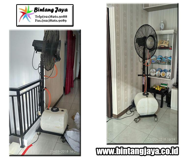 persewaan misty cool/fan untuk pendingin ruangan anda