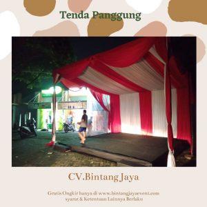Penyewaan Tenda Panggung Event NewNormal Bekasi
