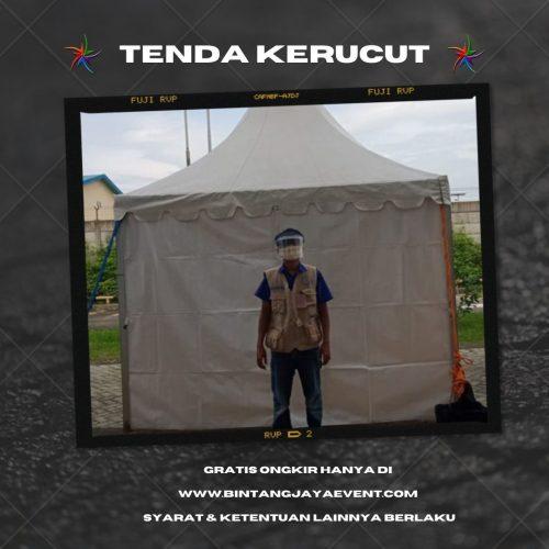 Sewa Tenda Kerucut Sawangan Depok Promo Era New Normal