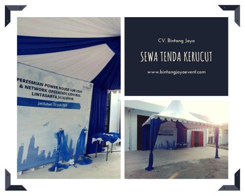 Sewa Tenda Kerucut Stand Bazar Event HUT RI Pelayanan 24 Jam Se-Jabodetabek