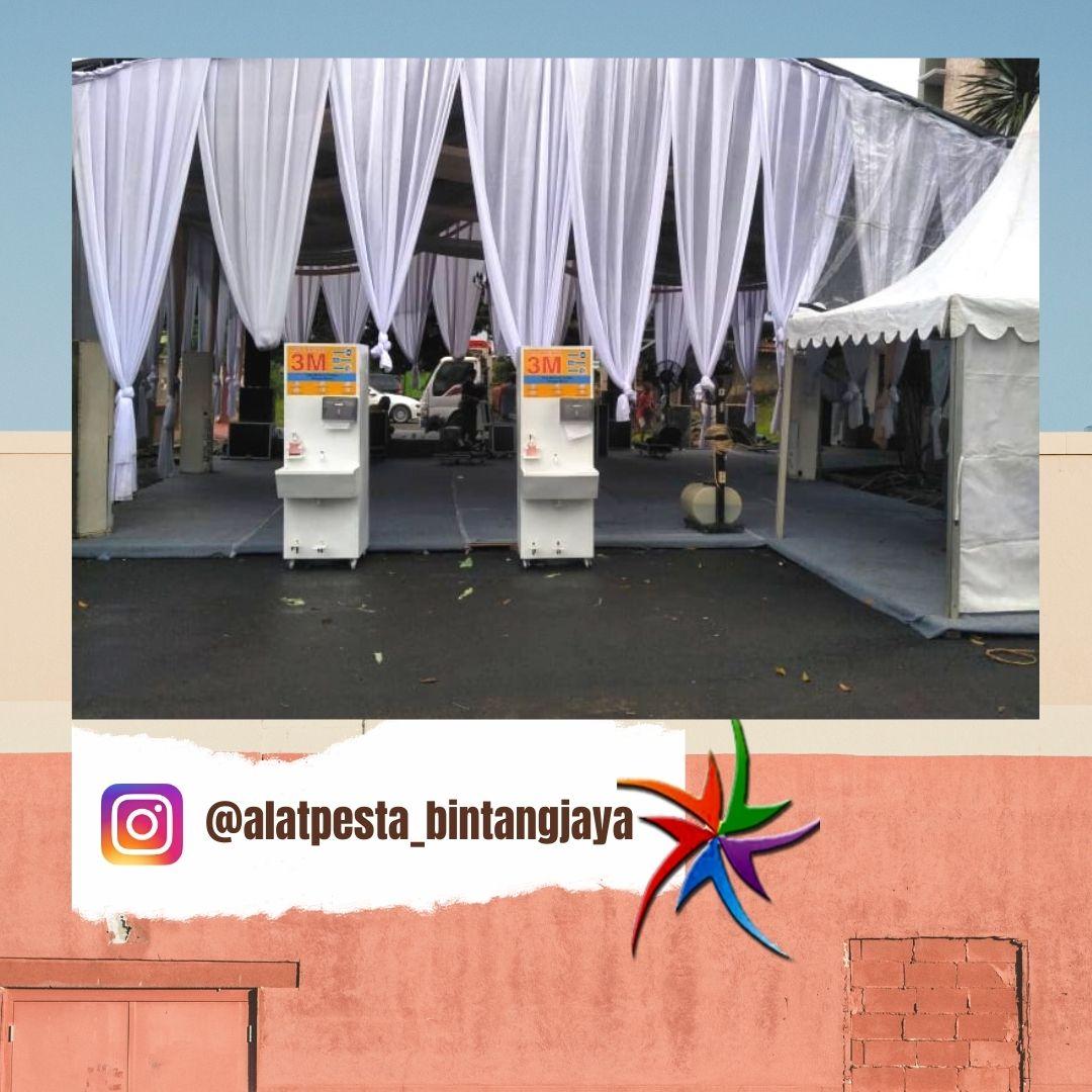 Sewa Wastafle Portable Event Citerep Bogor Promo Murah