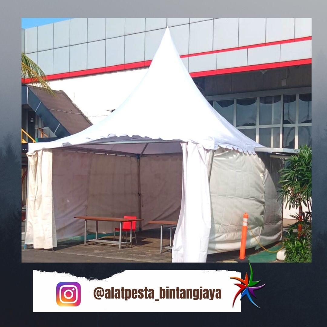 Sewa Tenda Sarnafil Event Pt Ahm Sunter