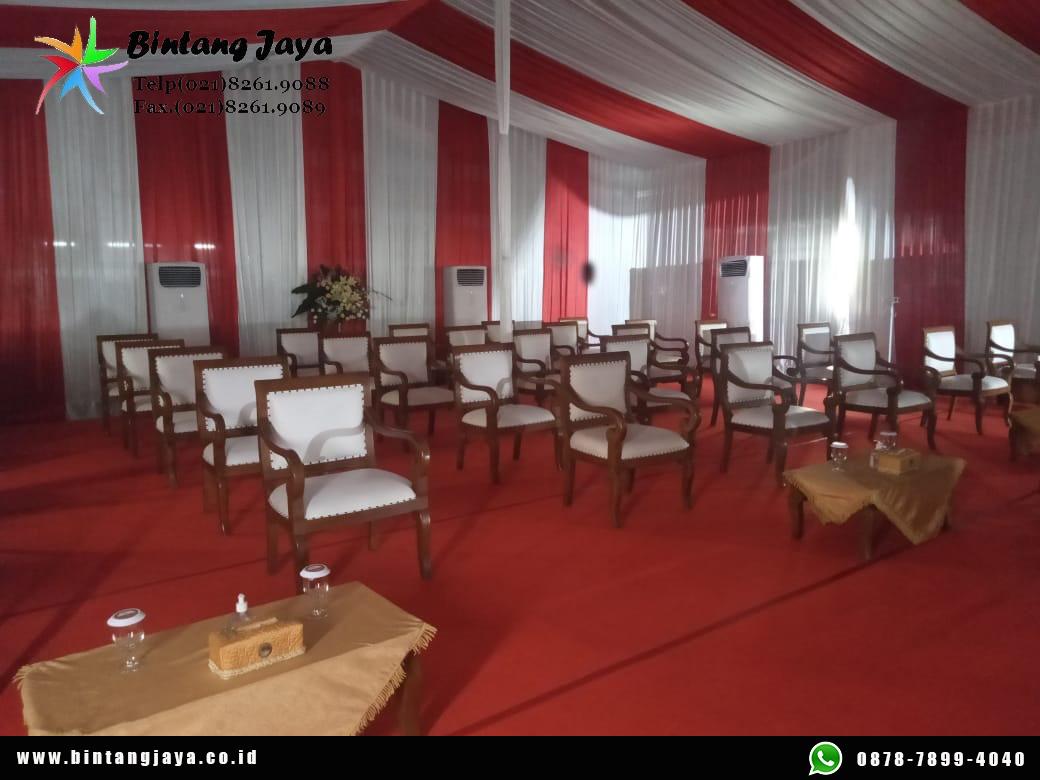 Sewa Kursi Kayu VIP Jakarta Timur Berkualitas Prokes