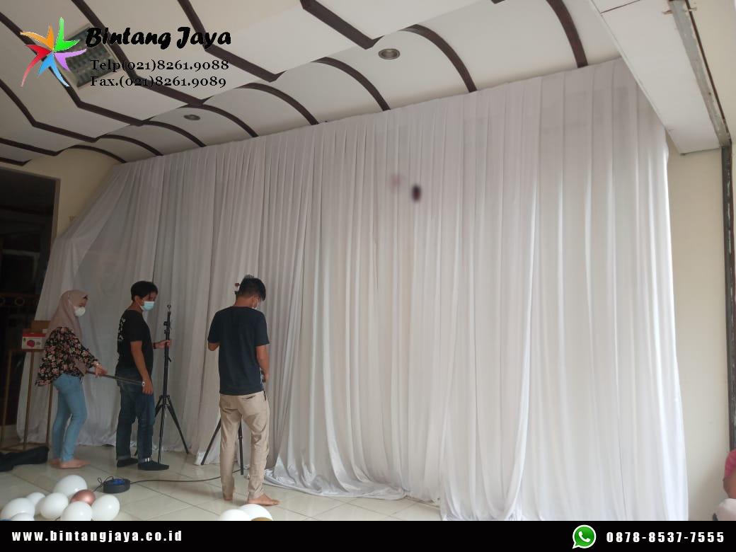 Sewa Tirai Putih Event 17 agustus hari kemerdekaan republik indonesia