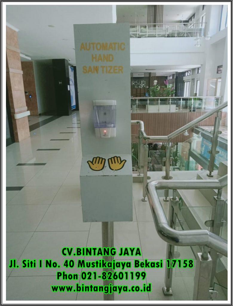Rental Automatic Hand Sanitaizer Jabodetabek